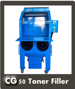 50 toner fillingmachine
