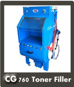 760 toner fillingmachine