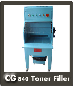 840 toner fillingmachine