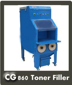 860 toner fillingmachine