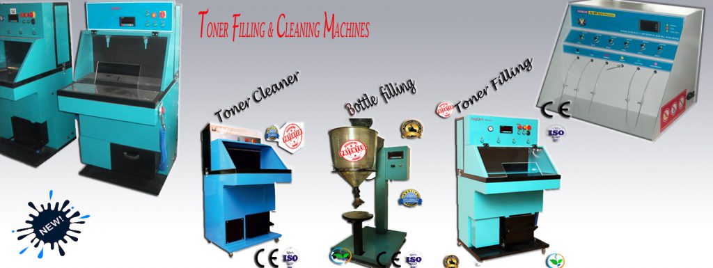 toner refill machine