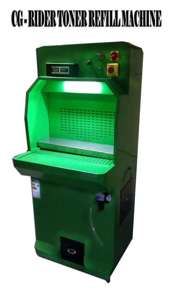 Toner Refilling Machines