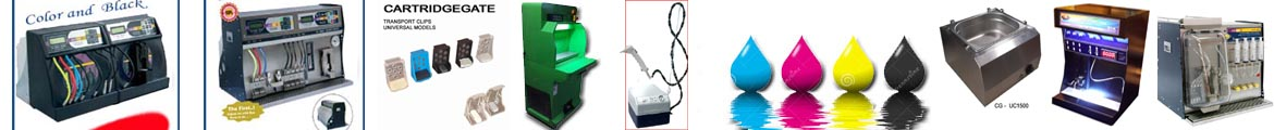 CARTRIDGE REFILL MACHINES & TONER REFILL MACHINES