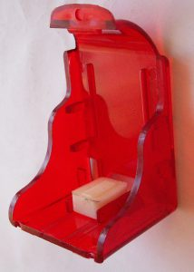 magenta ink cartridge refill clip , magenta cartridge vacuum clip