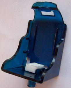 cyan ink cartridge refill clip , cyan cartridge vacuum clip